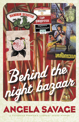 Behind the Night Bazaar