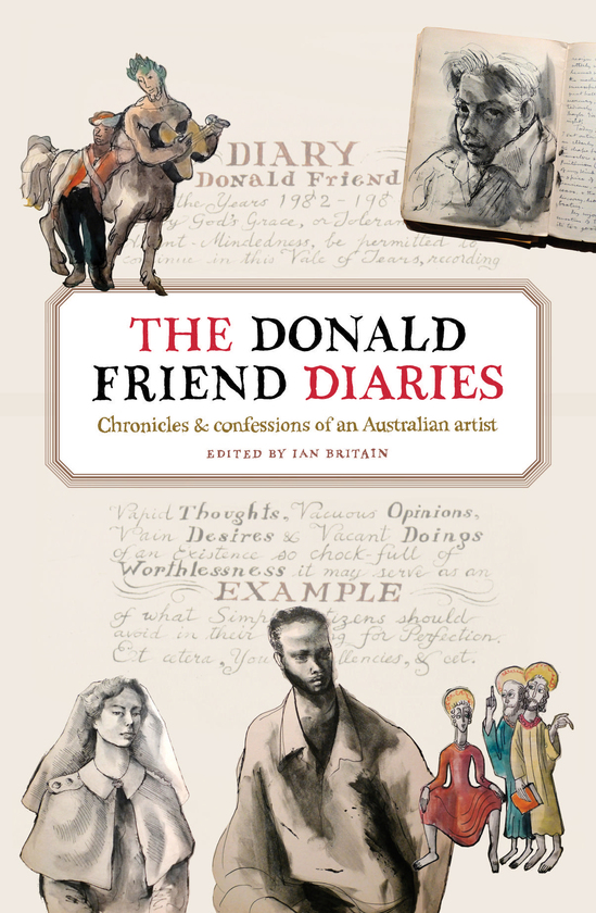 The Donald Friend Diaries