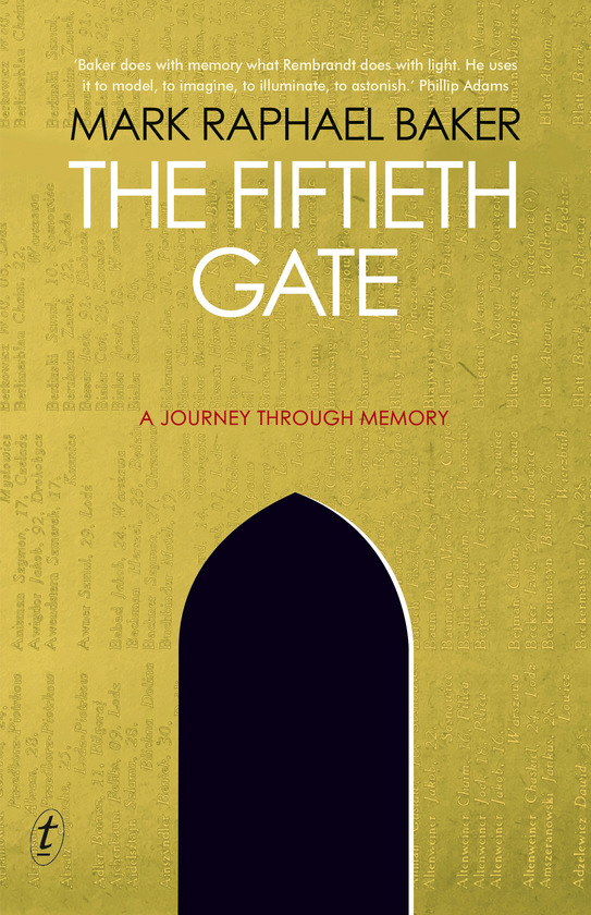 the fiftieth gate 'understanding the past