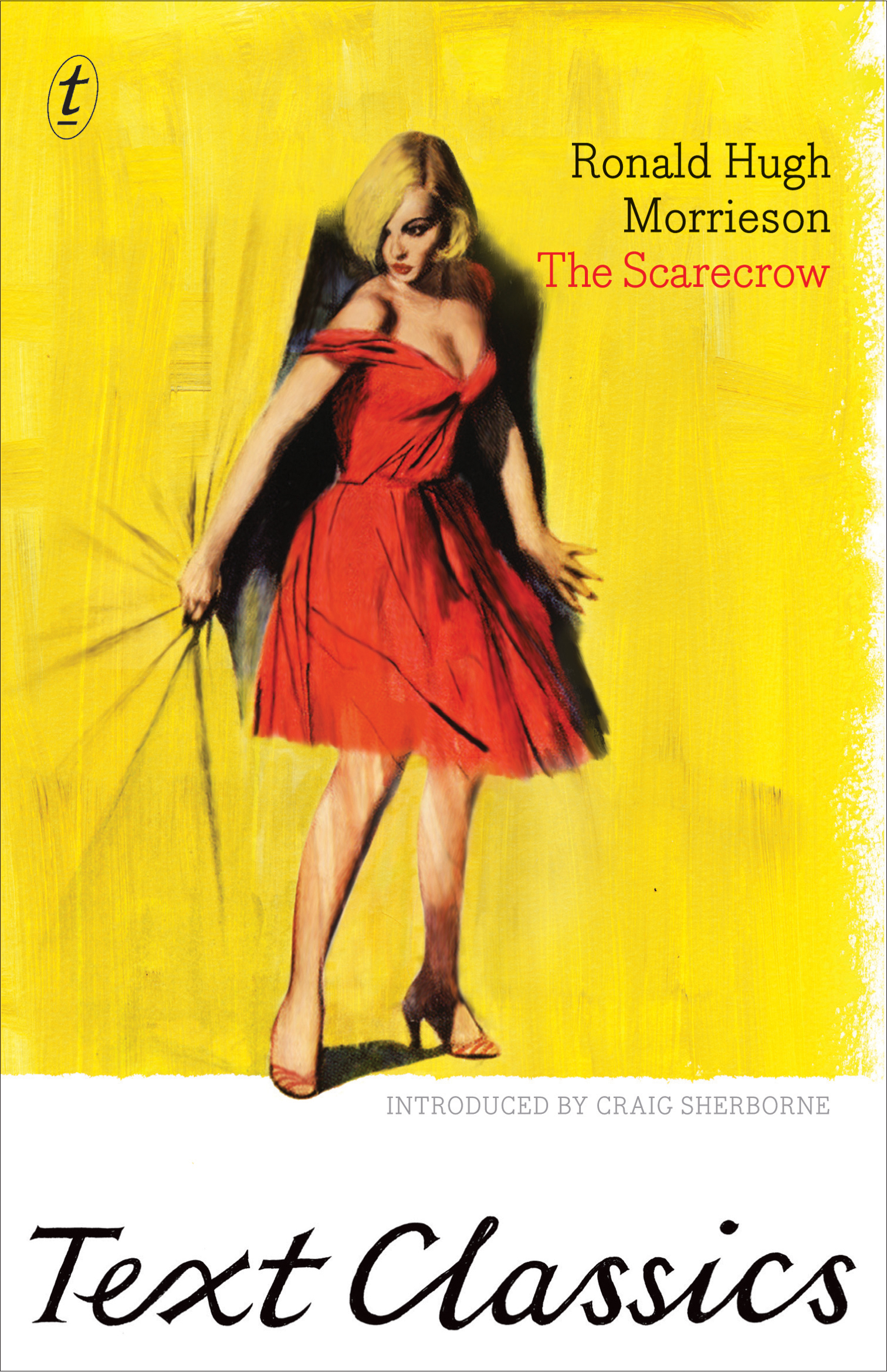 Text Publishing — The Scarecrow: Text Classics, book by Ronald Hugh