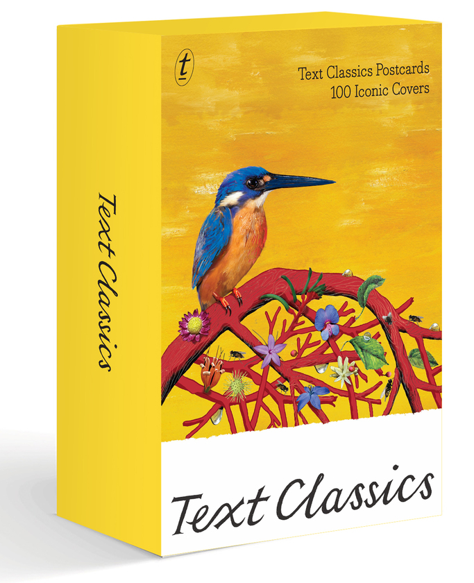 Text Classics Postcards Box Set
