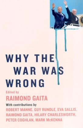 Why The War Was Wrong