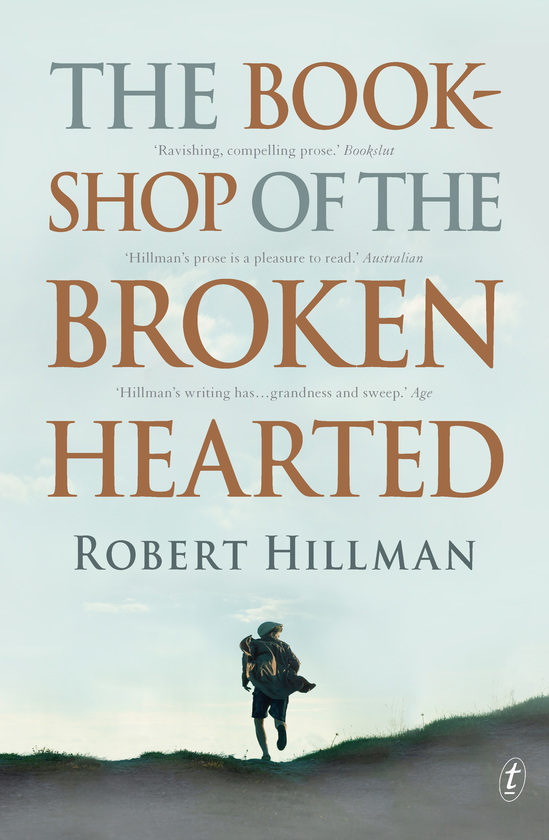 The Bookshop of the Brokenhearted