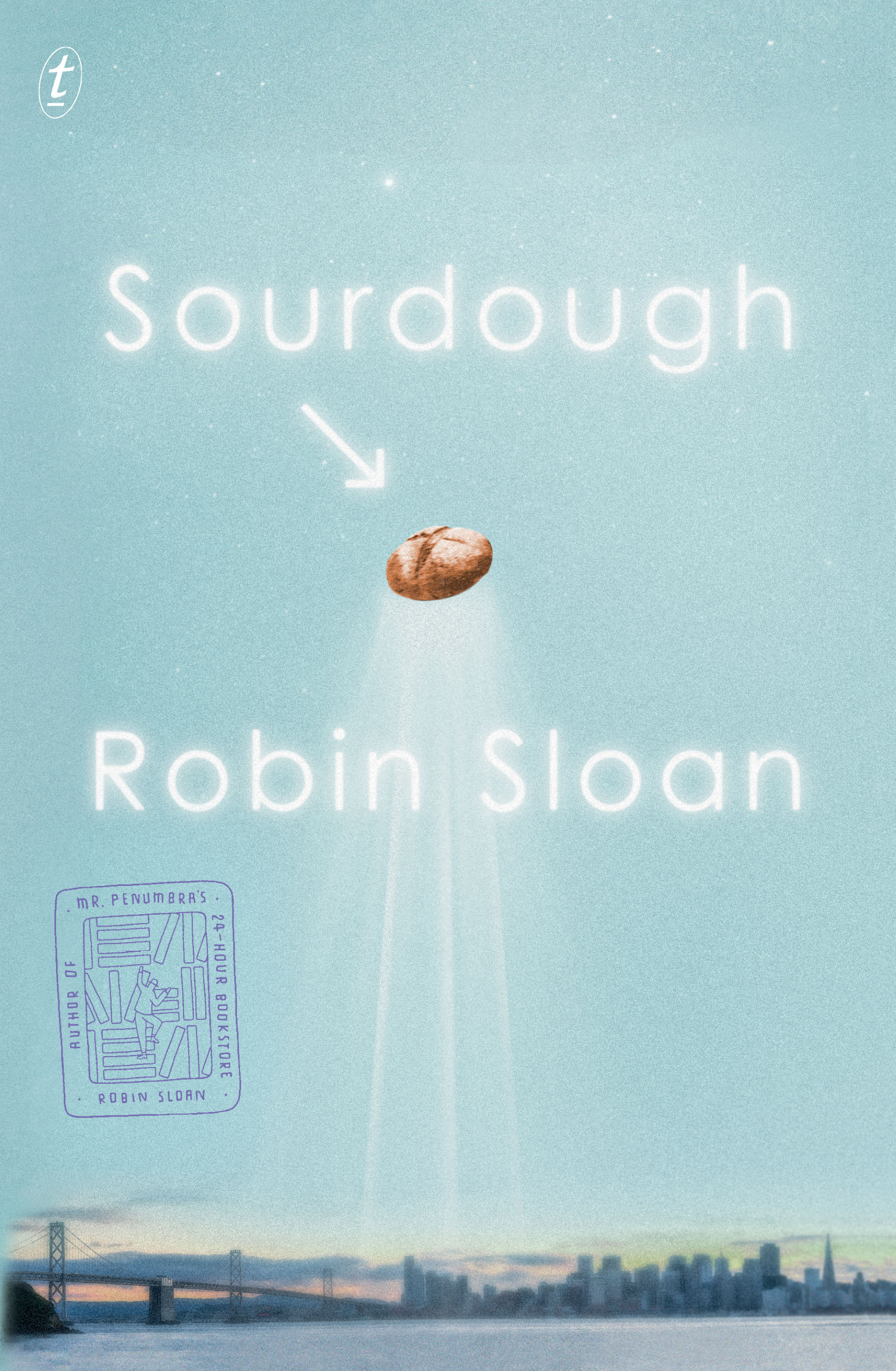 Image result for sourdough robin sloan