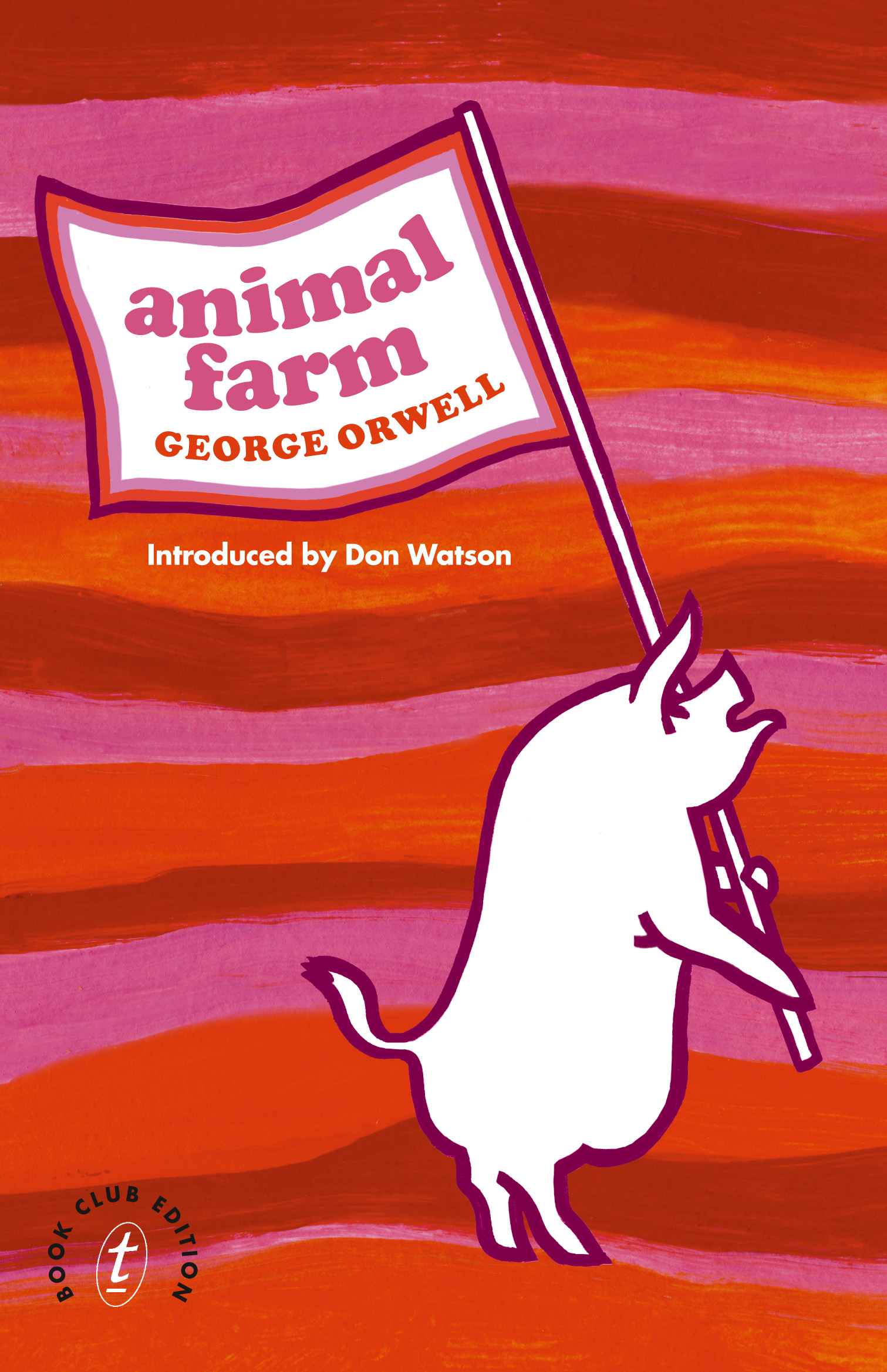 Text Publishing Animal Farm Book By George Orwell
