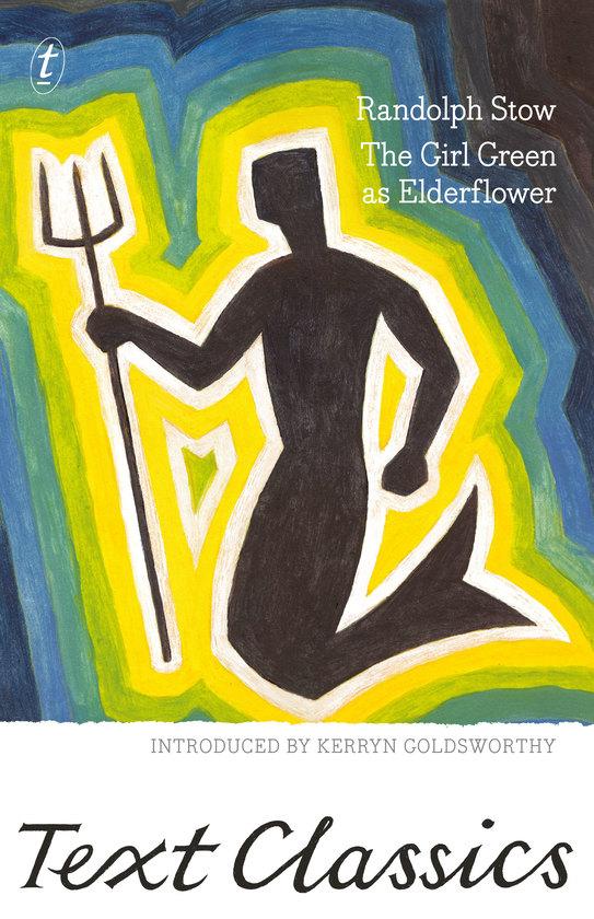 The Girl Green as Elderflower