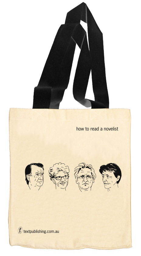 Text Tote – How to Read a Novelist
