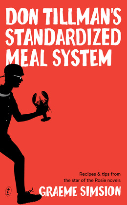 Don Tillman's Standardized Meal System