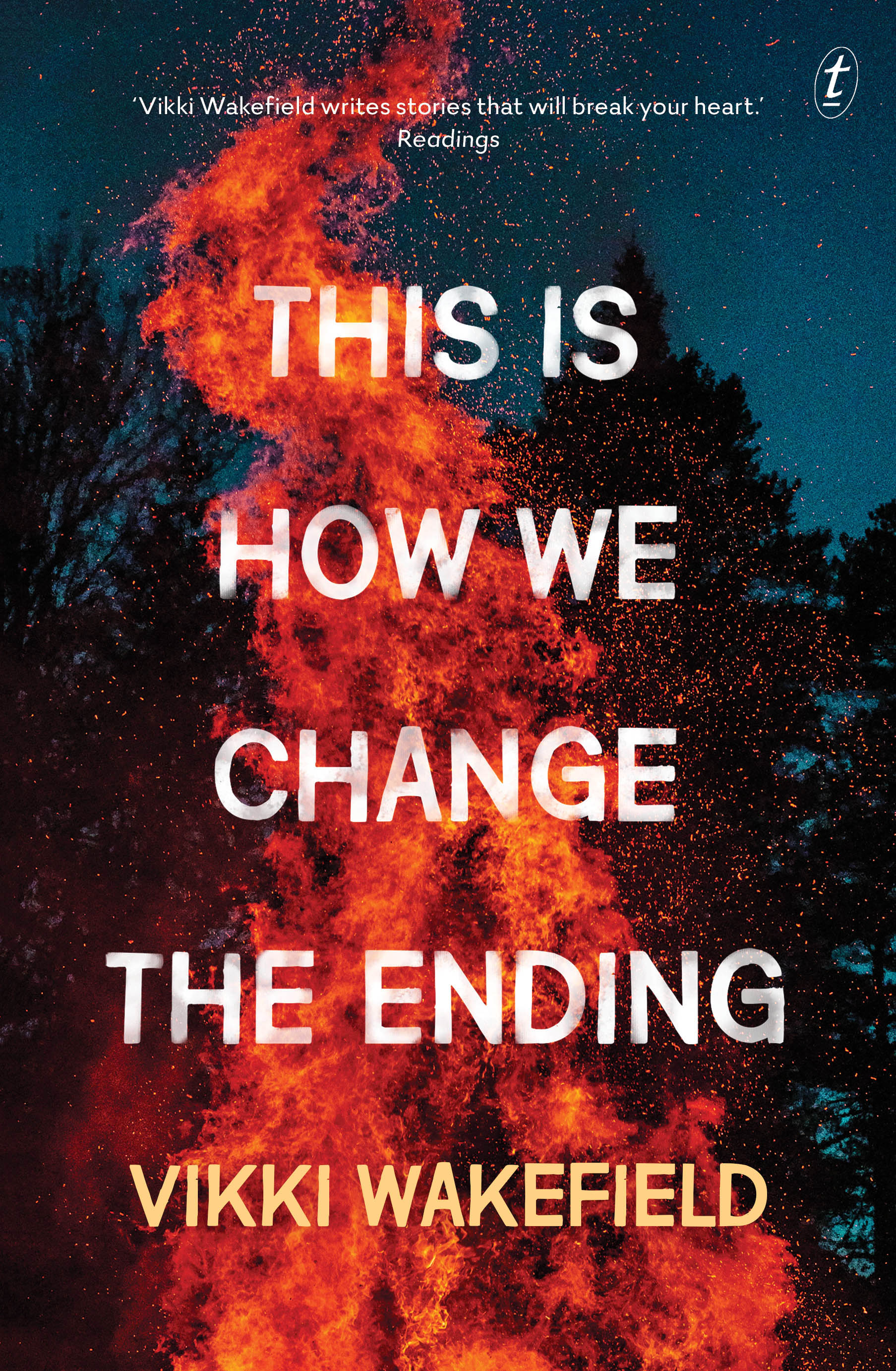 Text Publishing — This is How We Change the Ending, book by