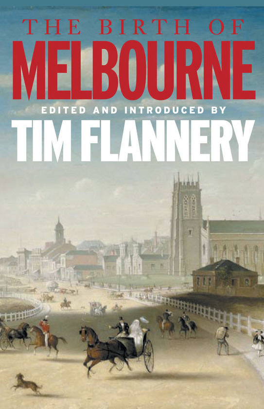 The Birth of Melbourne