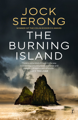 The Burning Island