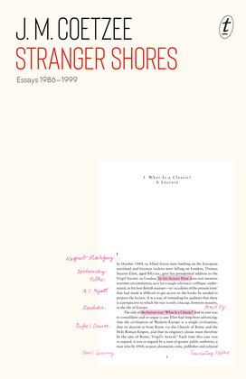 Stranger Shores: Essays 1986-1999