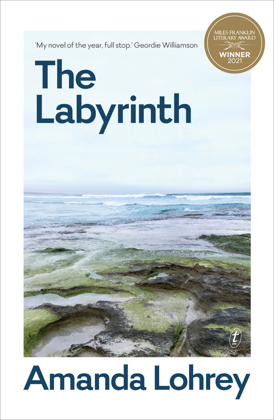 The Labyrinth: Winner of the 2021 Miles Franklin Literary Award