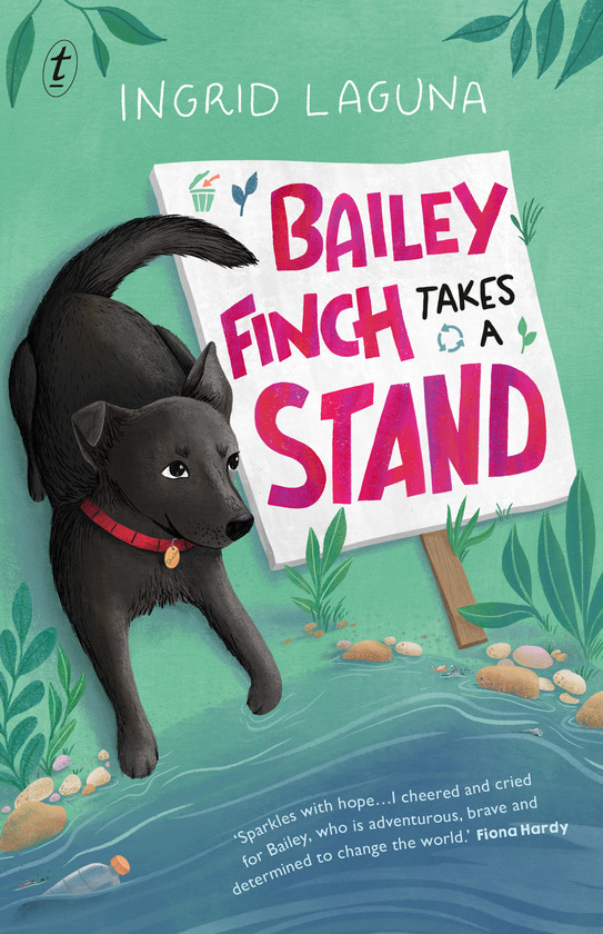 Bailey Finch Takes a Stand