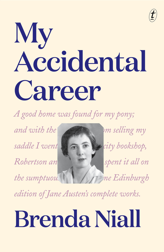 My Accidental Career