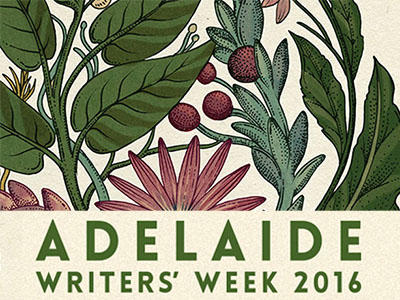 Adelaide Writers Week logo