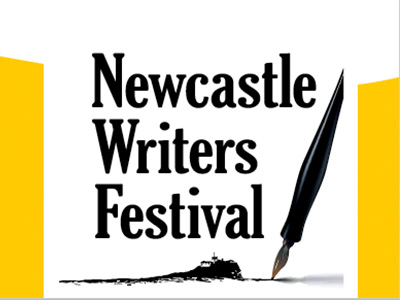 Newcastle Writers Festival logo