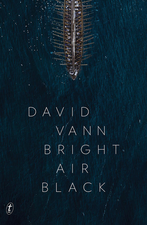 Bright Air Black by David Vann