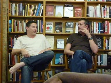 57th Street Books, Chicago, with Mark Billingham