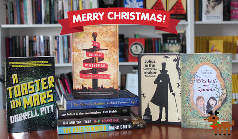 Don't Miss our YA and Children's Titles this Christmas!