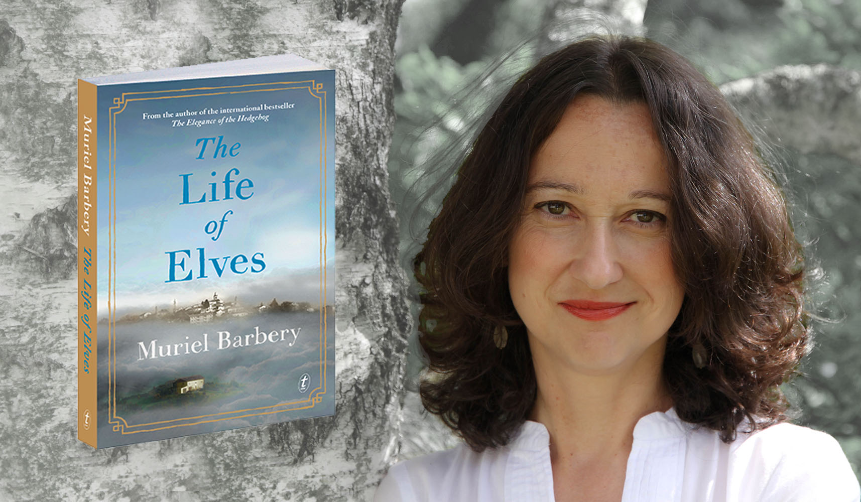 Muriel Barbery and The Life of Elves
