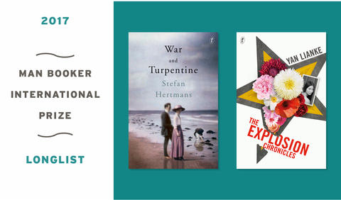 Text is Pleased to Announce Two 2017 Man Booker International Longlistees