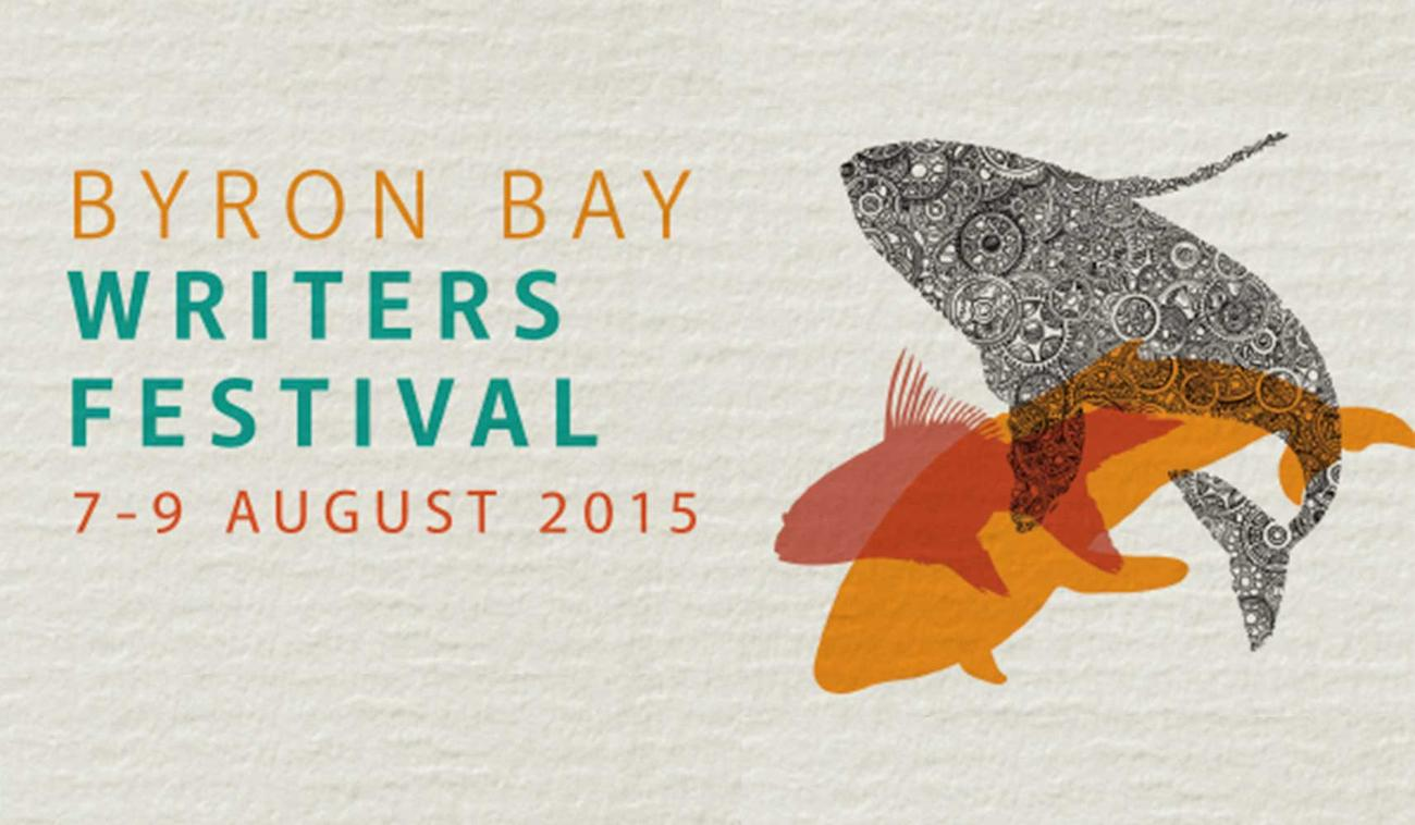Byron Bay Writers Festival logo