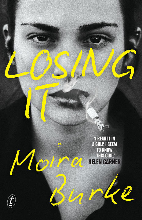 Cover of Losing It by Moira Burke