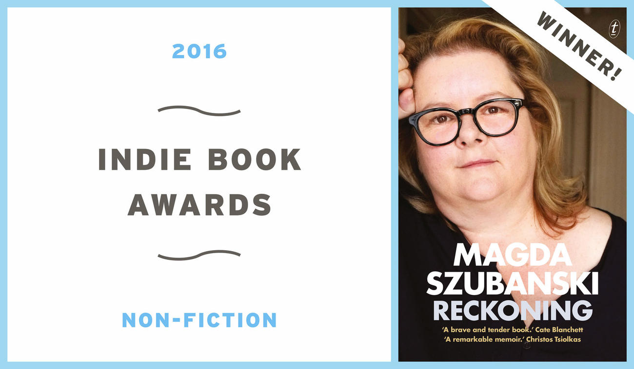 Magda Szubanski wins 2016 Indie Award for Non-fiction