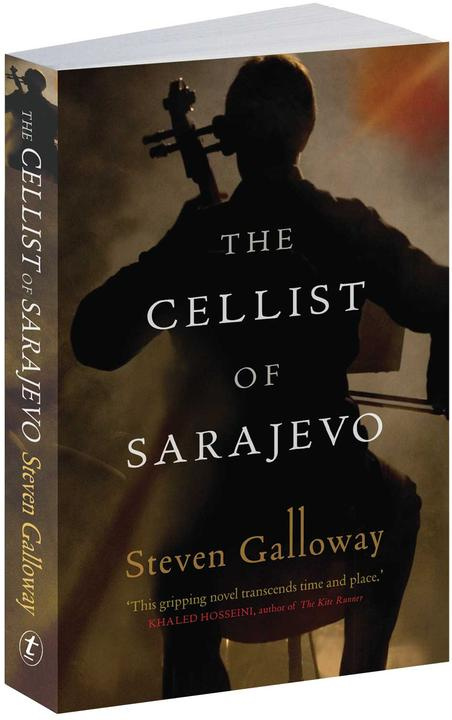 the cellist of sarajevo The paperback of the the cellist of sarajevo by steven galloway at barnes & noble free shipping on $25 or more.