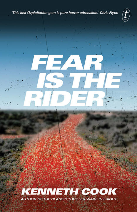 Cover of Fear is the Rider by Kenneth Cook