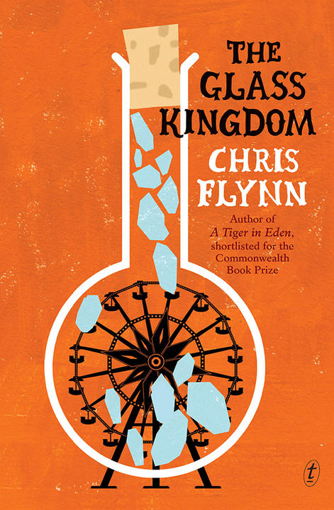 Cover of The Last Kingdom by Chris Flynn