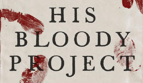 Text Is Publishing the Man Booker Prize Longlisted His Bloody Project