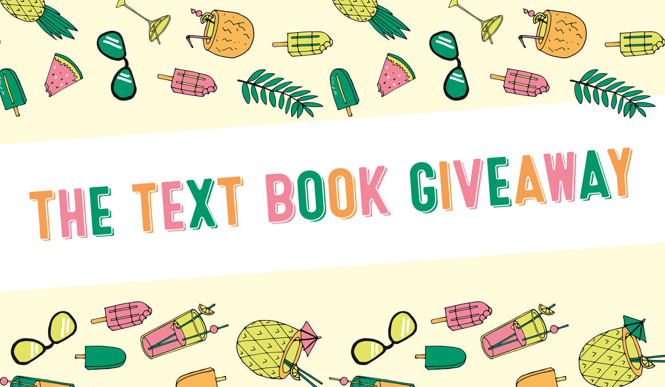 Text's December Books Giveaway!