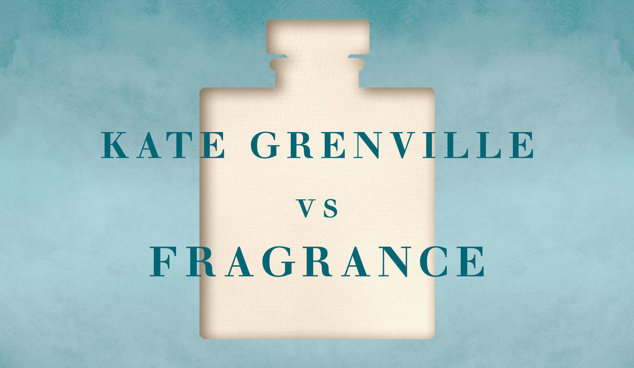 A Talk with Kate Grenville about The Case Against Fragrance