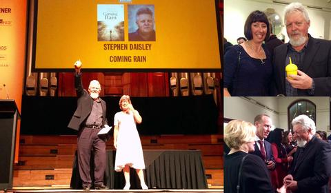 Coming Rain Wins New Zealand's Highest Literary Award