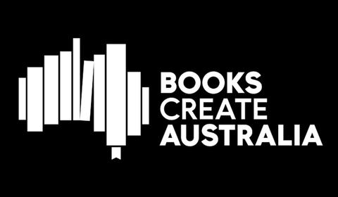 Books Create Australia logo