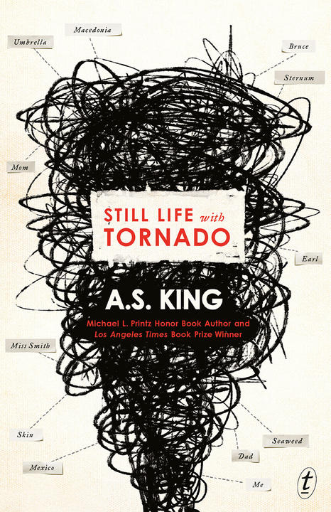cover of Still Life with Tornado by A.S. King