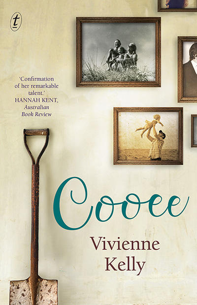 Book Cover of Cooee by Vivienne Kelly