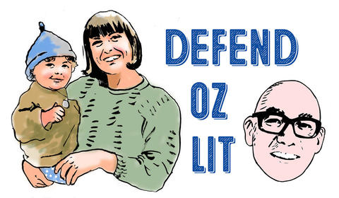 Book Designers W. H. Chong and Miri Rosenbloom Defend Oz Lit