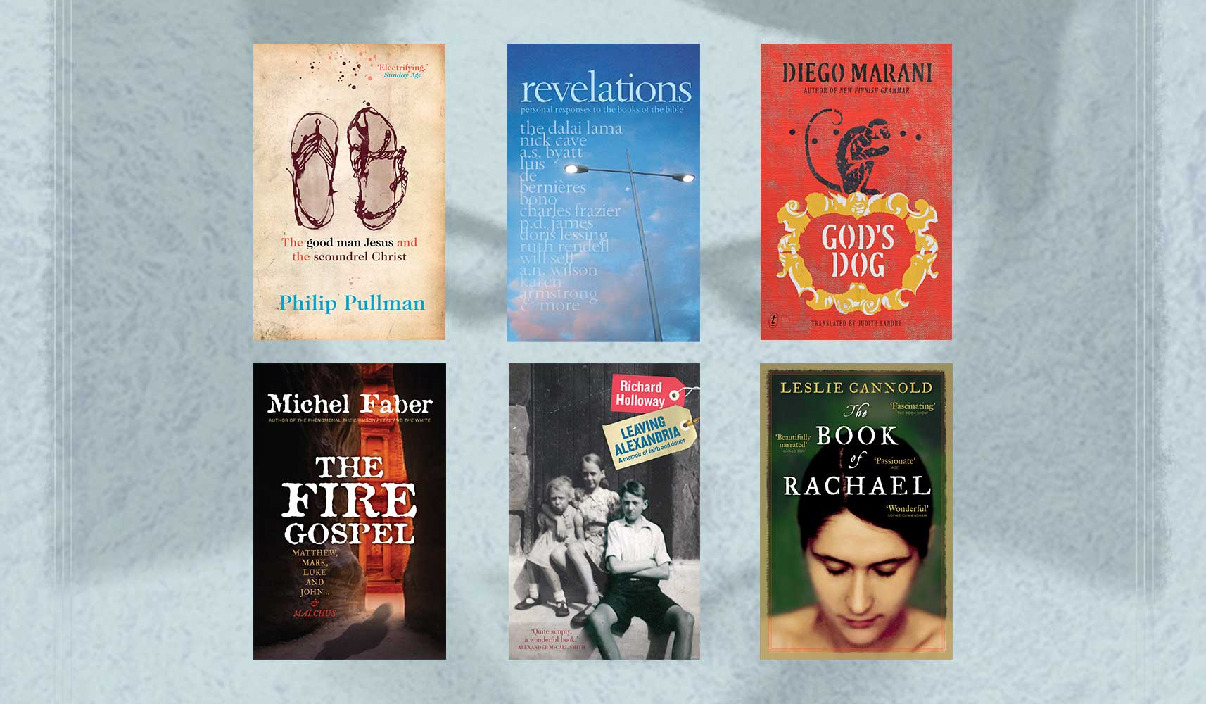 Selection of Easter Books