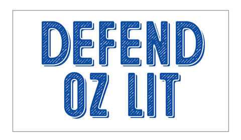 Defend Oz Lit #1: Tim Winton