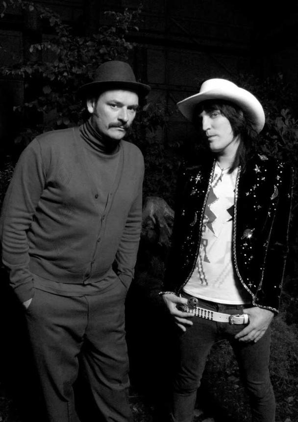 Julian Barratt & Noel Fielding