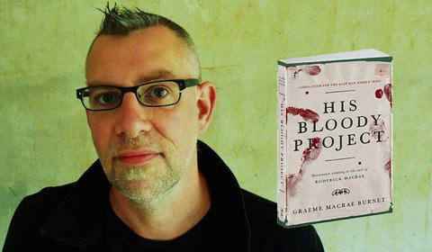 Read an Extract from Man Booker Prize-Shortlisted His Bloody Project by Graeme Macrae Burnet