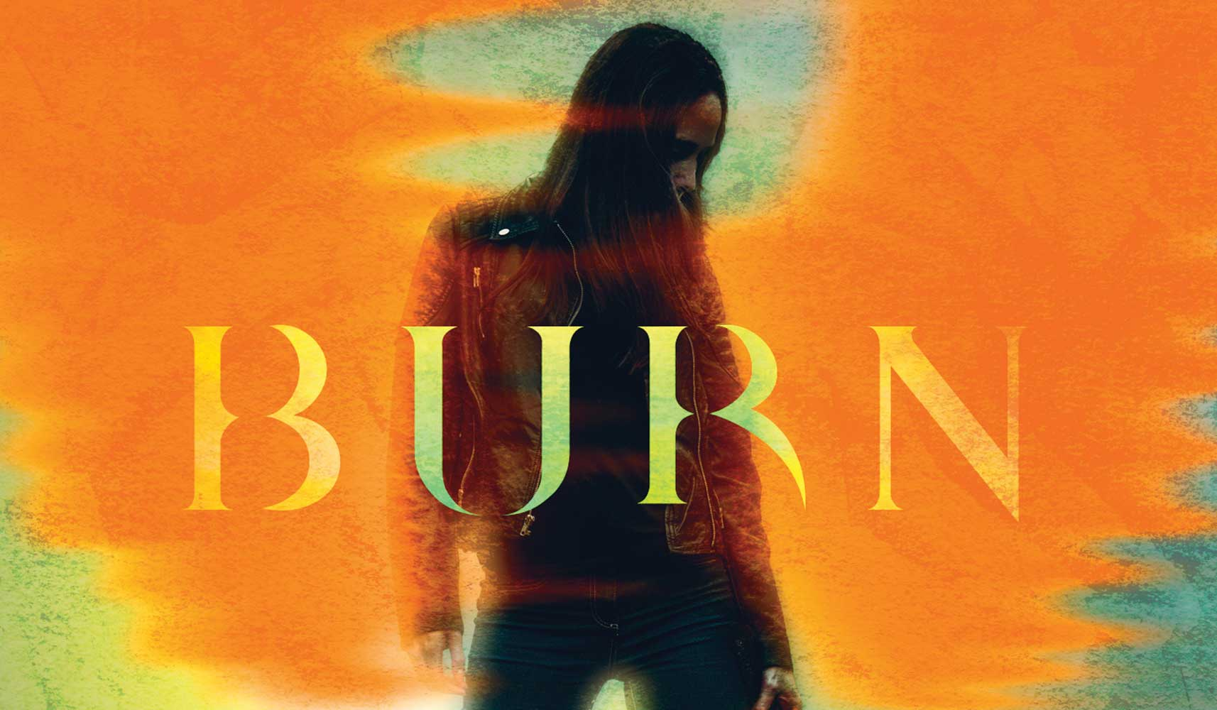 Detail from Burn cover