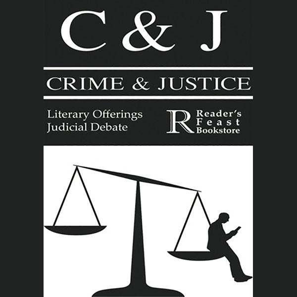 2015 Crime & Justice Festival logo