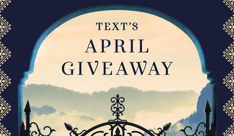 Text's April Monthly Giveaway!