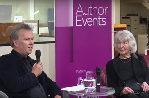 Interviewing literary gem, Elizabeth Harrower