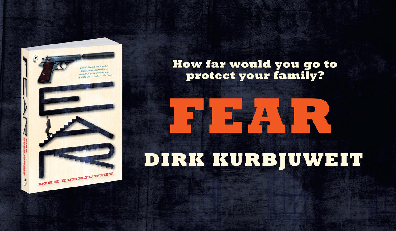Read a Chilling Extract from Fear by Dirk Kurbjuweit