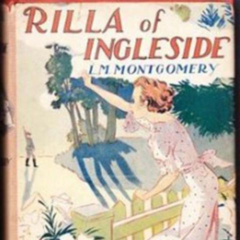 Rilla of Ingleside Book Cover